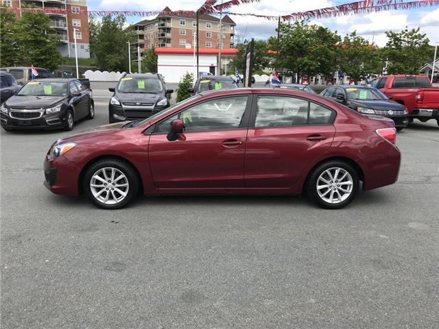 2014 Subaru Impreza 2.0i Touring Package (Stk: U12080) in Lower Sackville - Image 2 of 7