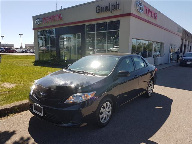 2013 Toyota Corolla CE (Stk: A01361) in Guelph - Image 1 of 27