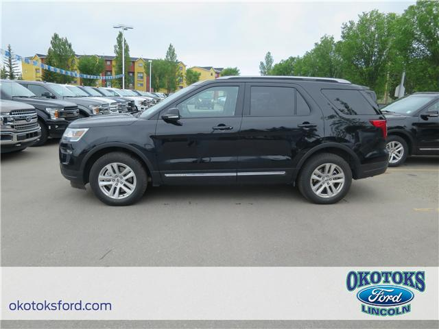 2018 Ford Explorer XLT (Stk: JK-1056) in Okotoks - Image 2 of 5