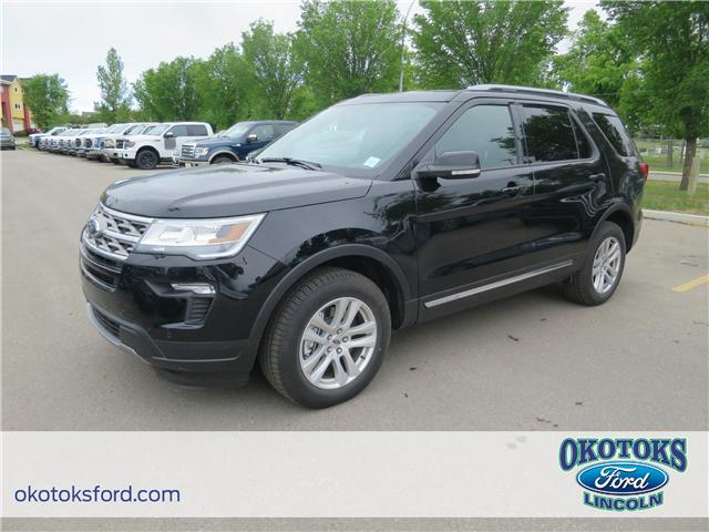 2018 Ford Explorer XLT (Stk: JK-1057) in Okotoks - Image 1 of 5