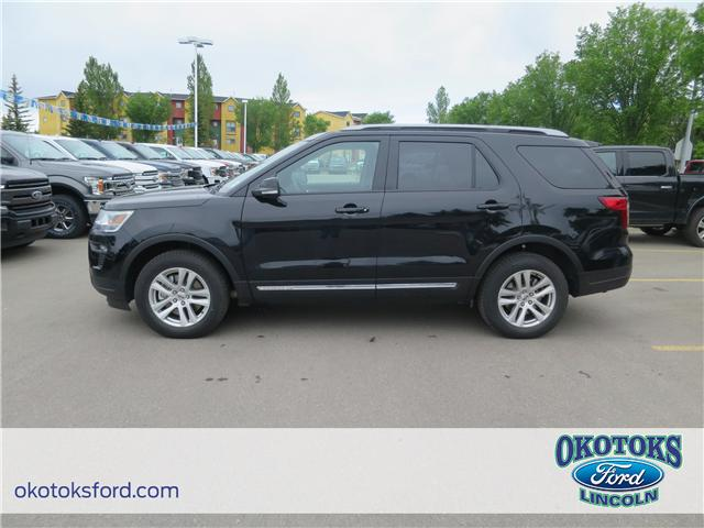 2018 Ford Explorer XLT (Stk: JK-1057) in Okotoks - Image 2 of 5