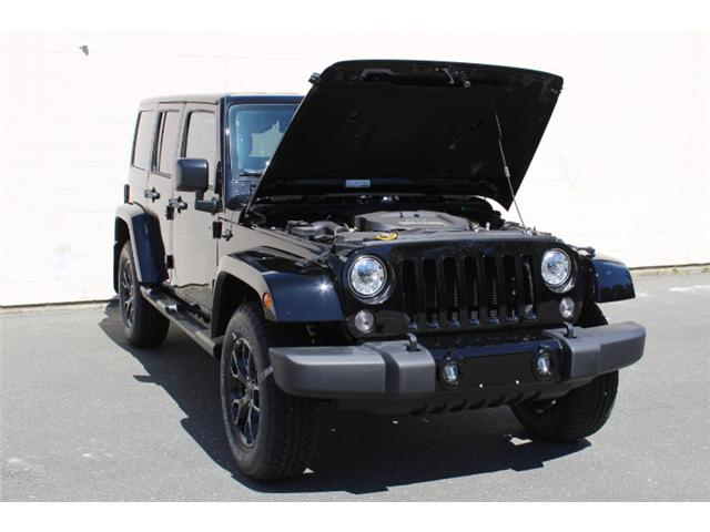 2018 Jeep Wrangler JK Unlimited Sahara (Stk: L886035) in Courtenay - Image 29 of 30