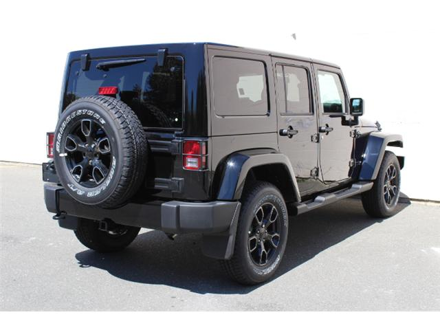 2018 Jeep Wrangler JK Unlimited Sahara (Stk: L886035) in Courtenay - Image 4 of 30