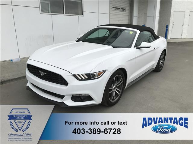 2017 Ford Mustang EcoBoost Premium (Stk: 5233) in Calgary - Image 1 of 7