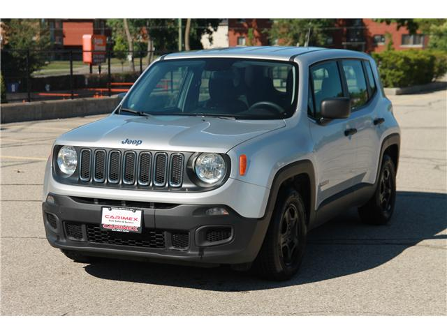2015 Jeep Renegade Sport (Stk: 1805189) in Waterloo - Image 1 of 27