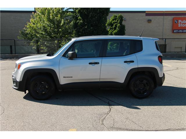 2015 Jeep Renegade Sport (Stk: 1805189) in Waterloo - Image 2 of 27