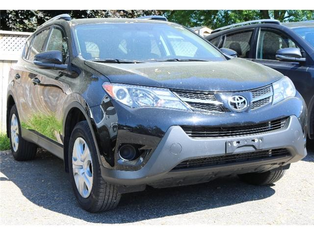 2014 Toyota RAV4 LE (Stk: 18159A) in Walkerton - Image 2 of 4