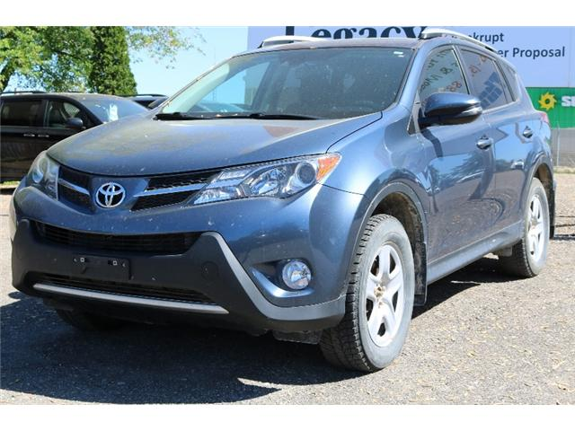 2014 Toyota RAV4 Limited (Stk: P8108) in Walkerton - Image 1 of 4
