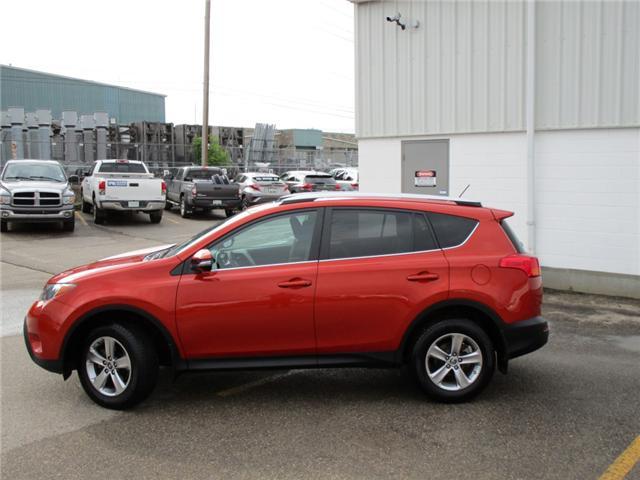 2015 Toyota RAV4 XLE (Stk: 1832711) in Regina - Image 2 of 34
