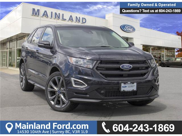 2017 Ford Edge Sport (Stk: P4798) in Surrey - Image 1 of 25