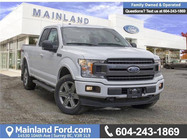 2018 Ford F-150 XLT (Stk: 8F16810) in Surrey - Image 1 of 25