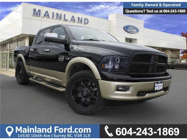 2012 RAM 1500 Laramie Longhorn/Limited Edition (Stk: 8F17976A) in Surrey - Image 1 of 26