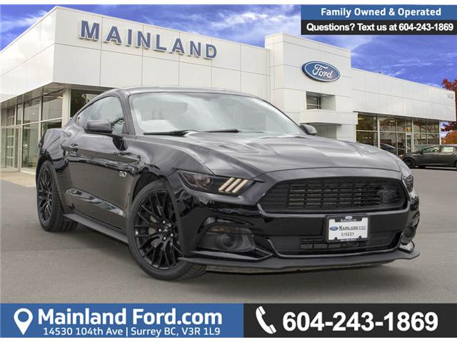 2017 Ford Mustang GT Premium (Stk: P8393) in Surrey - Image 1 of 15