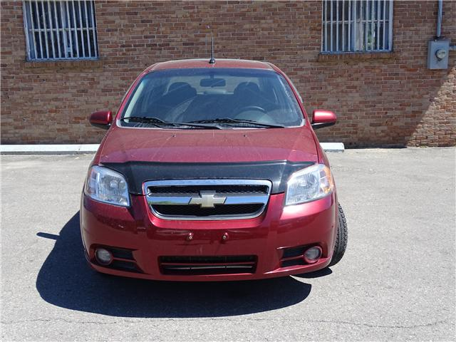 2011 Chevrolet Aveo LT (Stk: ) in Oshawa - Image 2 of 11