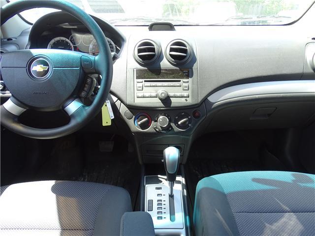2011 Chevrolet Aveo LT (Stk: ) in Oshawa - Image 8 of 11