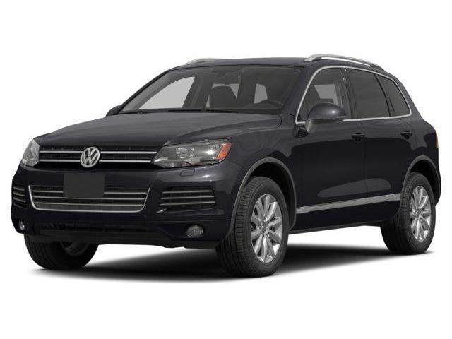 2014 Volkswagen Touareg 3.0 TDI Execline (Stk: EU005130) in Surrey - Image 1 of 10