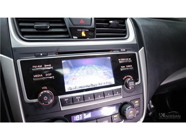 2016 Nissan Altima 2.5 SV (Stk: PT18-229A) in Kingston - Image 20 of 32