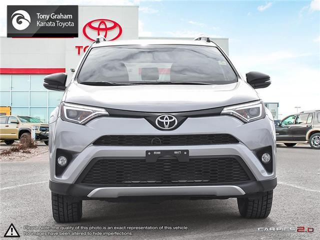 2016 Toyota RAV4 SE (Stk: 88305A) in Ottawa - Image 2 of 25