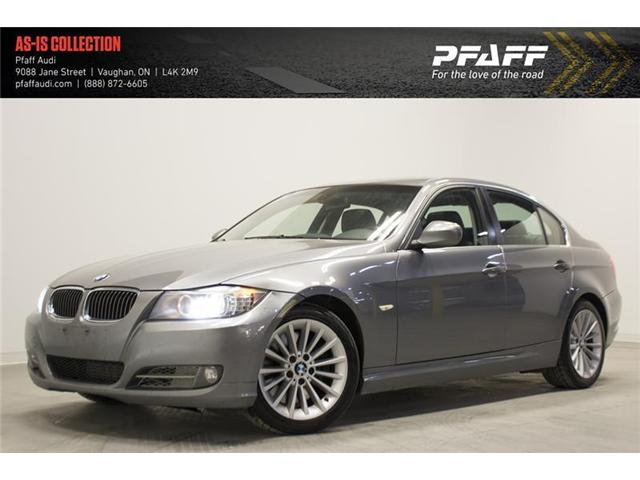 2009 BMW 335d Base (Stk: T14402A) in Vaughan - Image 1 of 14