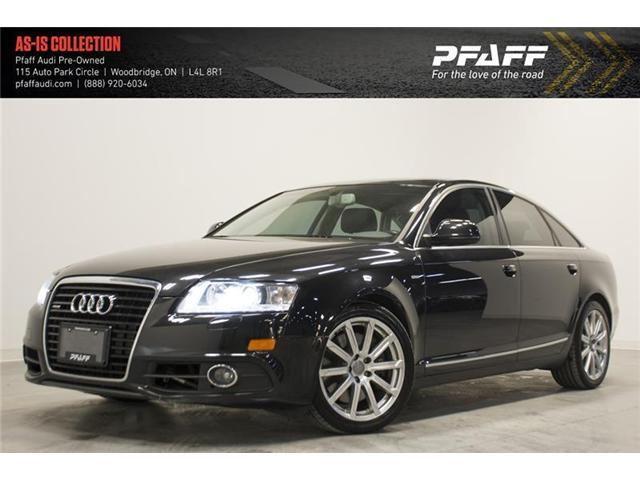 2011 Audi A6 3.0 Progressiv (Stk: T14829A) in Vaughan - Image 1 of 12