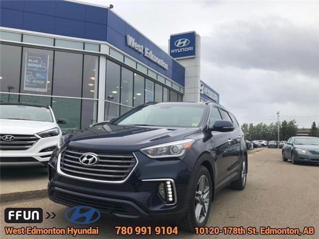 2018 Hyundai Santa Fe XL Premium (Stk: E4033) in Edmonton - Image 1 of 24