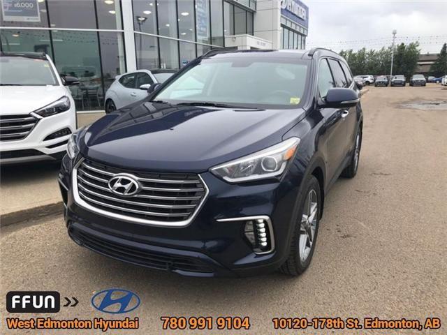 2018 Hyundai Santa Fe XL Premium (Stk: E4033) in Edmonton - Image 2 of 24