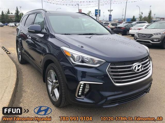 2018 Hyundai Santa Fe XL Premium (Stk: E4033) in Edmonton - Image 4 of 24