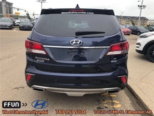 2018 Hyundai Santa Fe XL Premium (Stk: E4033) in Edmonton - Image 7 of 24