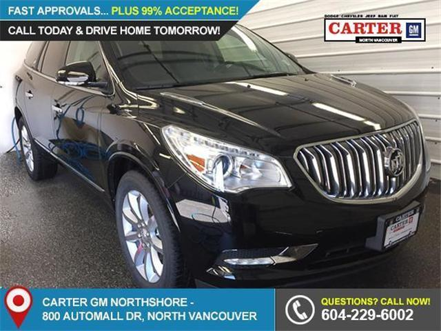 2017 Buick Enclave Premium (Stk: 7EC65560) in Vancouver - Image 1 of 7
