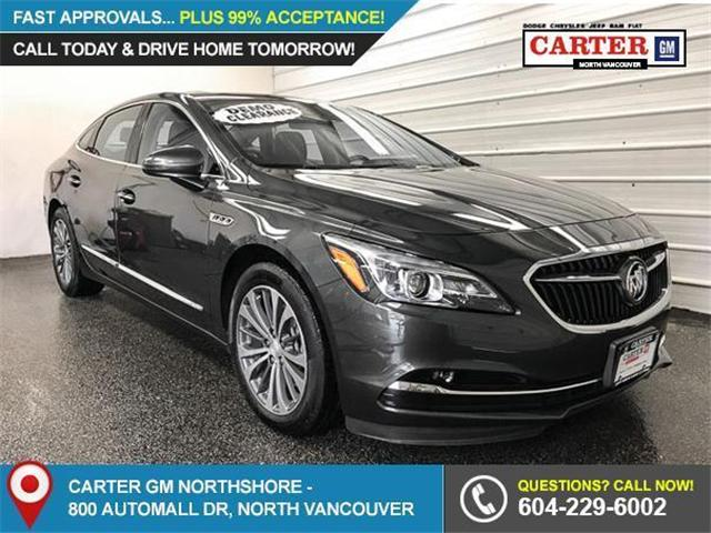 2017 Buick LaCrosse Premium (Stk: 7L35760) in Vancouver - Image 1 of 7