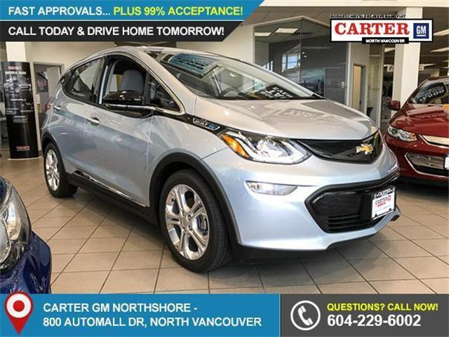 2018 Chevrolet Bolt EV LT (Stk: 8B72420) in Vancouver - Image 1 of 7