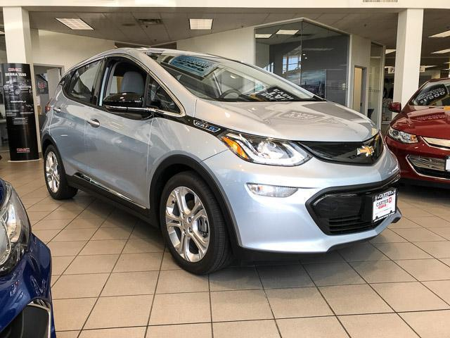 2018 Chevrolet Bolt EV LT (Stk: 8B72420) in Vancouver - Image 2 of 7