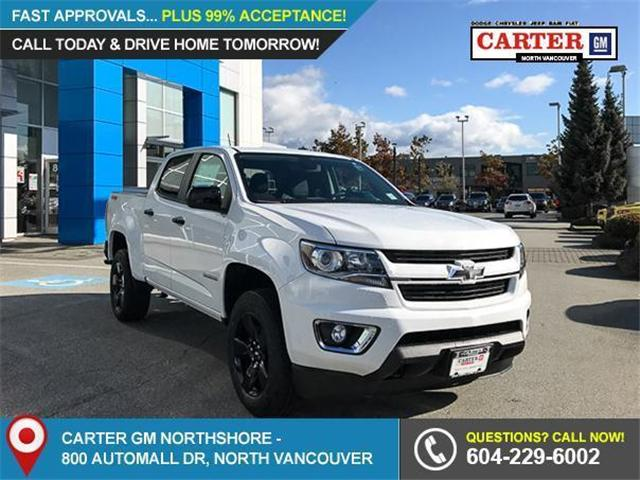 2018 Chevrolet Colorado LT (Stk: 8CL02900) in Vancouver - Image 1 of 7