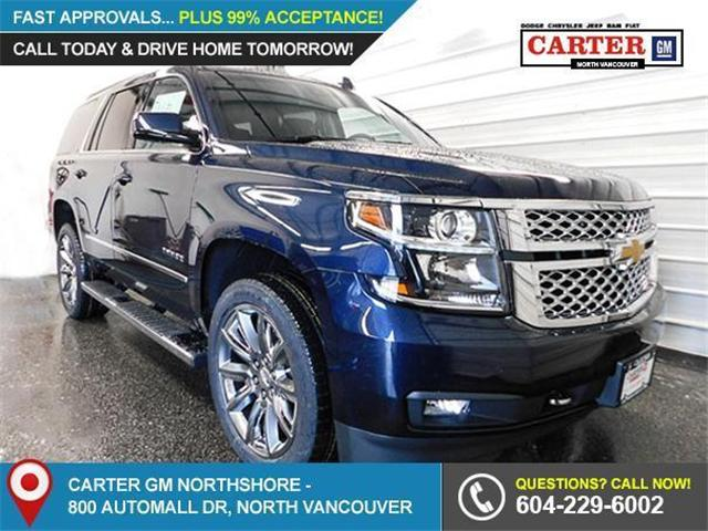 2018 Chevrolet Tahoe LT (Stk: 8TA87740) in North Vancouver - Image 1 of 7