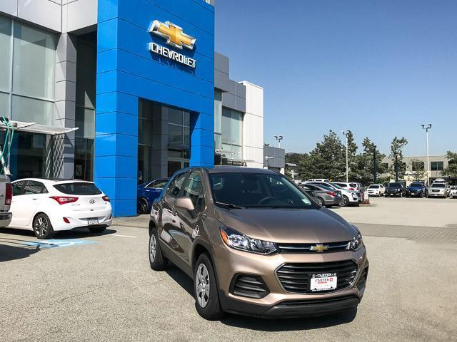 2018 Chevrolet Trax LS (Stk: 8TX53270) in Vancouver - Image 2 of 7