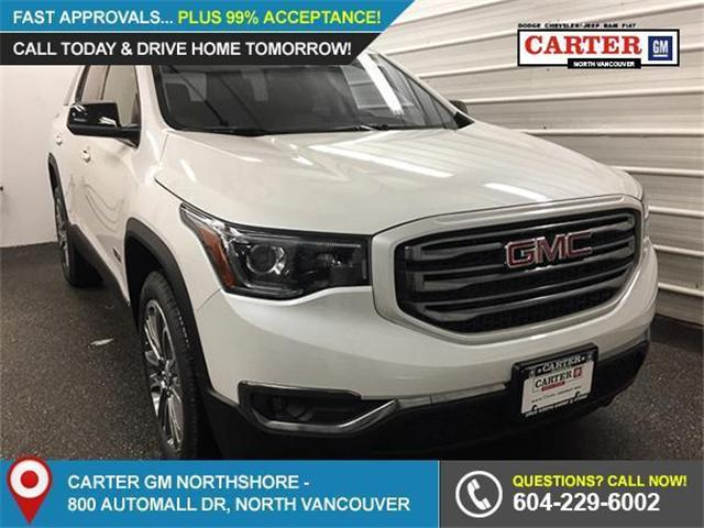 2017 GMC Acadia SLT-1 (Stk: 7A59620) in Vancouver - Image 1 of 7