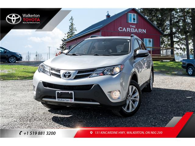 2015 Toyota RAV4 Limited (Stk: 18344A) in Walkerton - Image 1 of 22