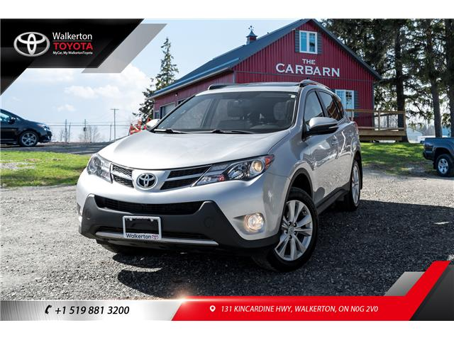 2015 Toyota RAV4 Limited (Stk: 18344A) in Walkerton - Image 2 of 22