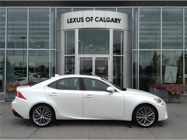 2014 Lexus IS 250 Base (Stk: 180465A) in Calgary - Image 1 of 14