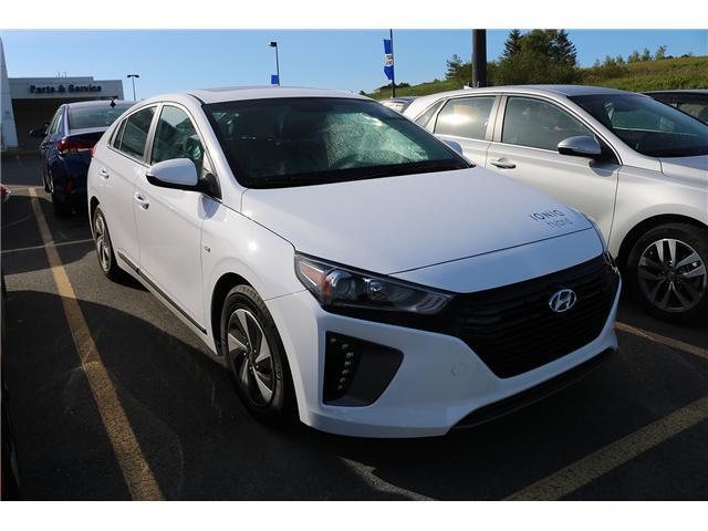 2018 Hyundai Ioniq Hybrid SE (Stk: 88069) in Saint John - Image 1 of 3