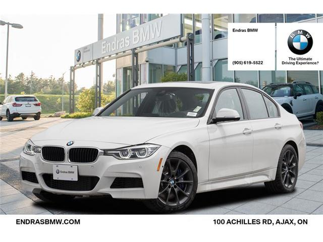 2018 BMW 340i xDrive (Stk: 35063) in Ajax - Image 1 of 22