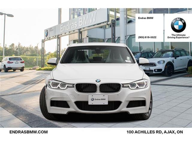 2018 BMW 340i xDrive (Stk: 35063) in Ajax - Image 2 of 22
