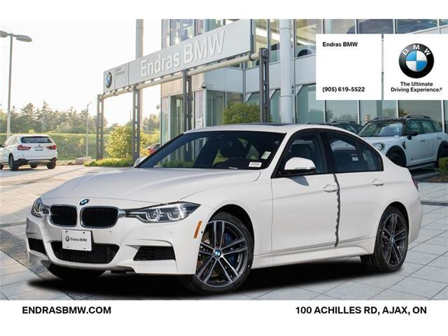 2018 BMW 340 i xDrive (Stk: 35090) in Ajax - Image 1 of 20