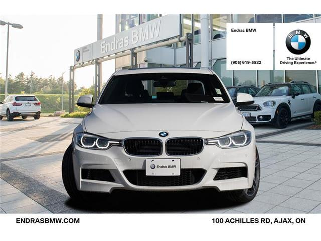 2018 BMW 340 i xDrive (Stk: 35090) in Ajax - Image 2 of 20