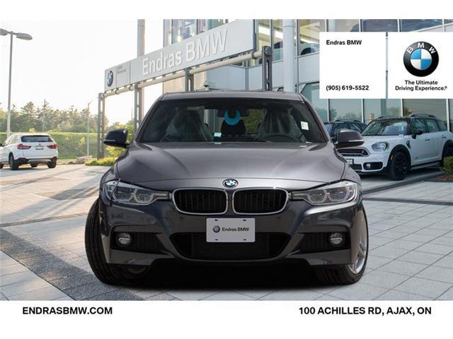 2018 BMW 330 i xDrive (Stk: 35118) in Ajax - Image 2 of 20