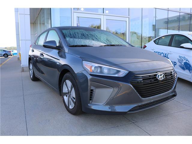 2018 Hyundai Ioniq Hybrid Blue (Stk: 88164) in Saint John - Image 1 of 3