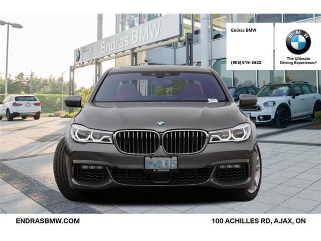 2018 BMW 750i xDrive (Stk: 70206) in Ajax - Image 2 of 22