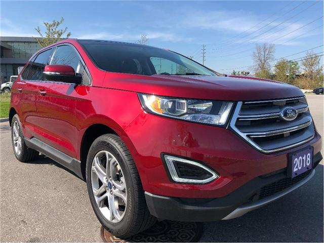 2018 Ford Edge Titanium (Stk: P8174) in Unionville - Image 1 of 27