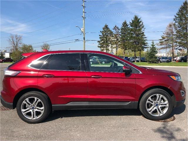 2018 Ford Edge Titanium (Stk: P8174) in Unionville - Image 2 of 27