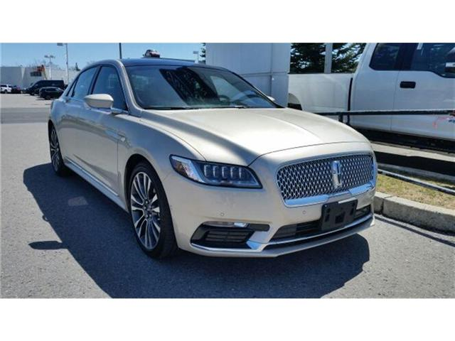 2017 Lincoln Continental Reserve (Stk: P8157) in Unionville - Image 1 of 22